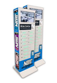 The Rockstar Charging Station with Nos Custom Branding x 2